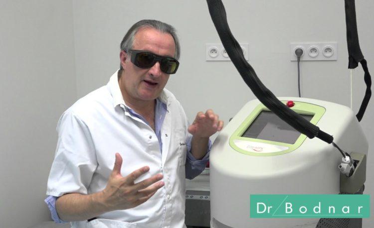 Épilation définitive au laser : un tour d'horizon sur les compétences du docteur Bodnar